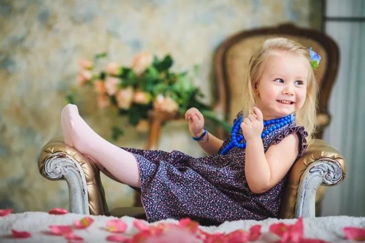 Аксессуары для маленькой модницы. О чём мечтает каждая девочка