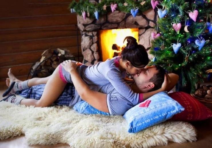 Новый год 2018: как встречать, чтобы привлечь любовь