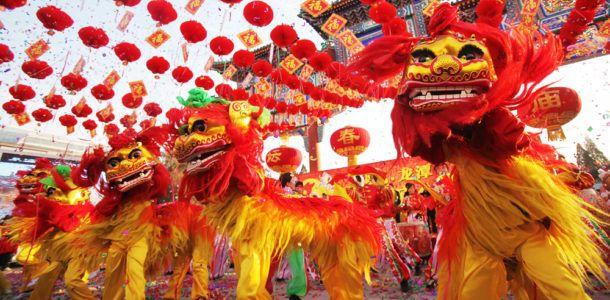 Когда начинается и заканчивается Китайский Новый год 2018