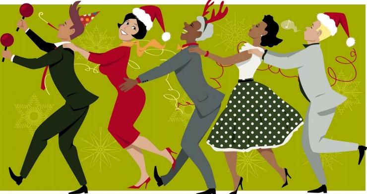Смешные сценки на Новый год для корпоратива