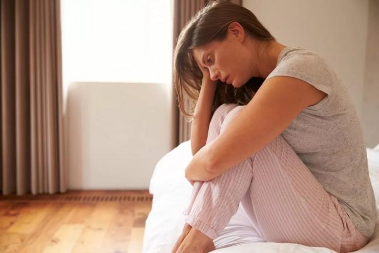 Симптомы депресии у женщин