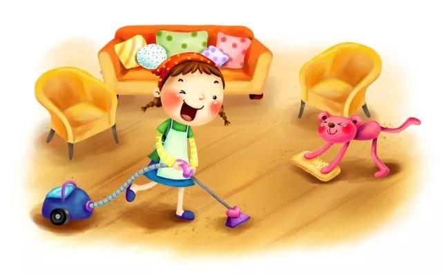 Как быстро убрать дом к приходу гостей