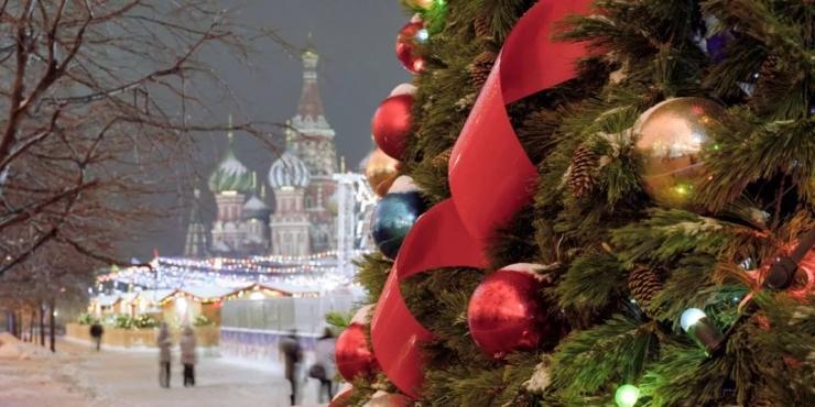 Мероприятия на новогодние каникулы в Москве 2018