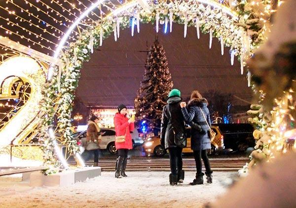Мероприятия в Москве на новогодние праздники 2018