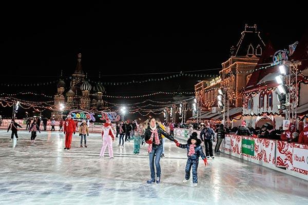 Куда пойти 31 декабря 2017 в Москве
