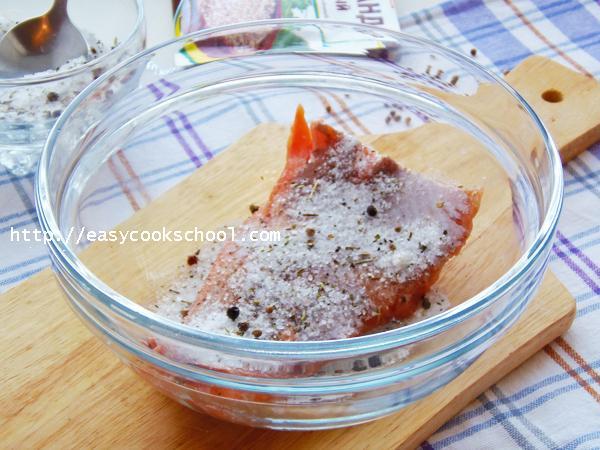Как вкусно посолить горбушу в домашних условиях