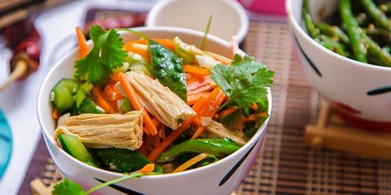Рецепты блюд из соевой спаржи