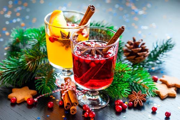 Напитки на Новый 2018 год