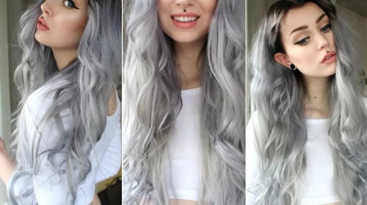 Стрижка и покраска волос и ногтей в феврале 2018 года