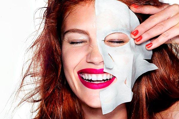 Тканевые маски: плюсы и минусы
