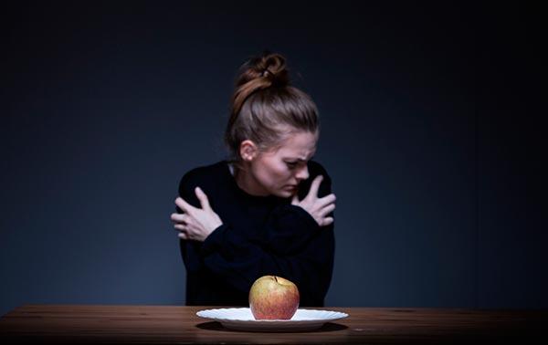 Психические симптомы анорексии