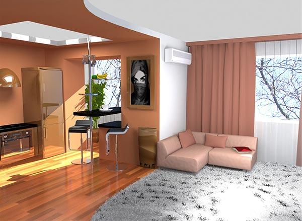 Как провести удачную планировку в квартире