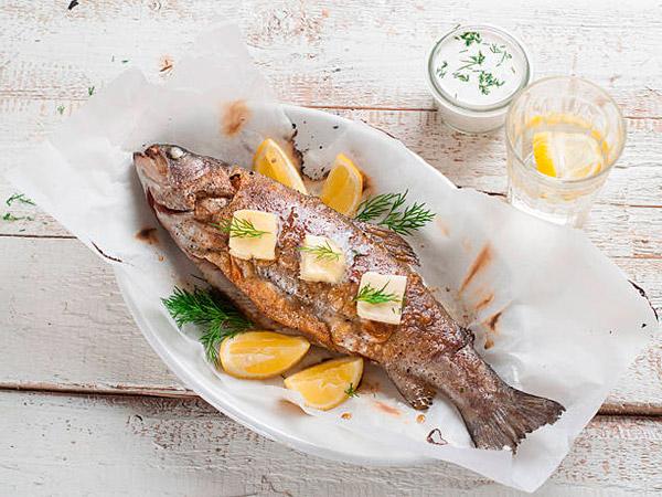 Когда можно есть рыбу в Великий пост 2018