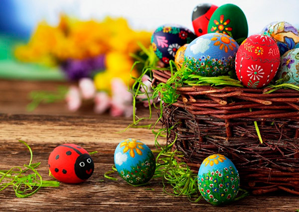 Когда на Пасху красить яйца и печь куличи в 2018 году