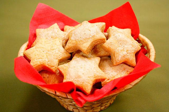 Печенье из детской молочной смеси