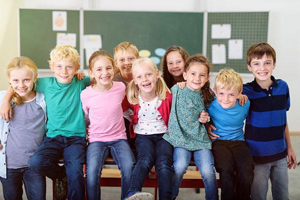 Ваш ребёнок лидер или зависит от других