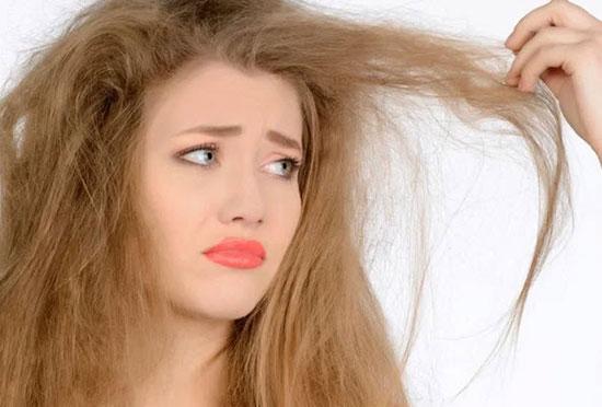 Что делать с сухими волосами