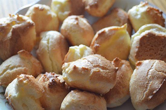 печенье на твороге и йогурте