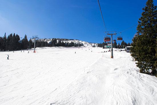 Страна яркого солнца и горнолыжных курортов