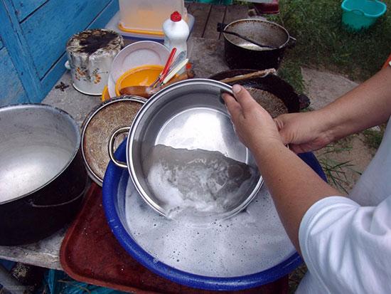 Как почистить кастрюлю из нержавейки в домашних условиях