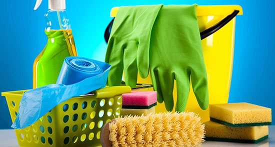 Выбираем уборочный инвентарь для уборки в доме