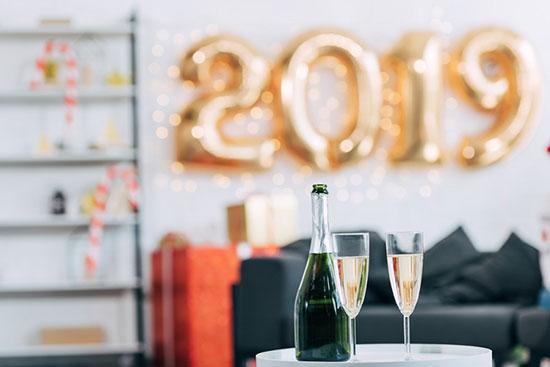 Новый 2019 год: как встретить, что приготовить, как одеться