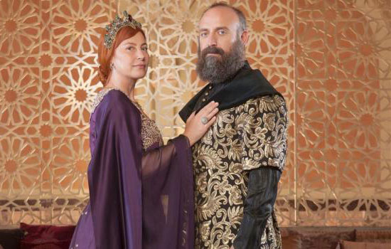 Хюррем султан и султан Сулейман