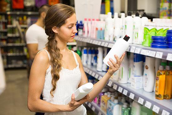 Правила выбора шампуня для волос