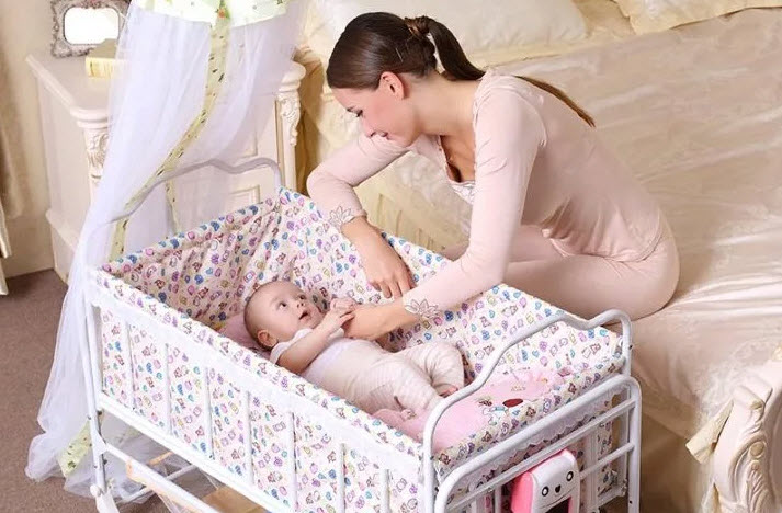осредоточенность на малыше