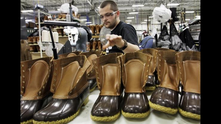 Обувь для производства. Особенности специальной обуви в летний сезон.