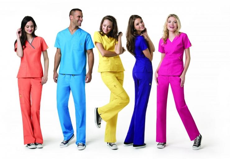 Цвета рабочей одежды. В чем отличие?