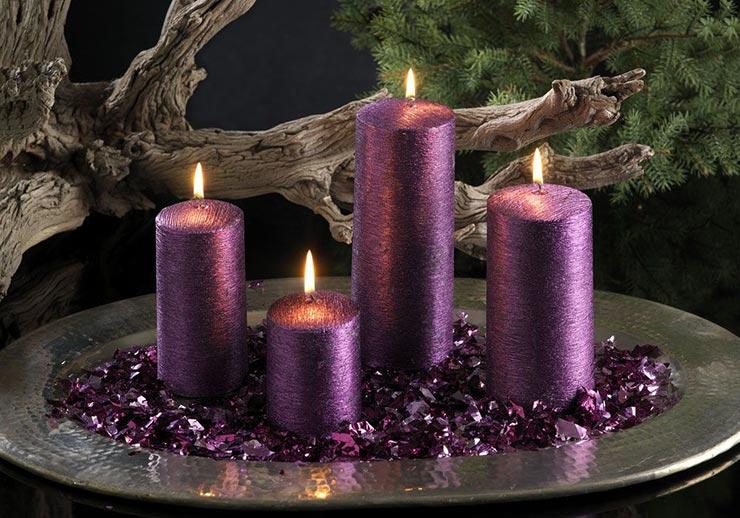свечи в подарок