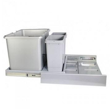 Удобные аксессуары на вашей кухне: выбираем качественные мусорные ведра
