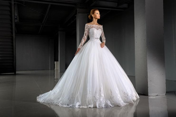 Роскошные свадебные платья для Вас