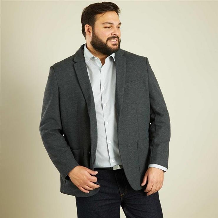 Правила подбора гардероба для полных мужчин