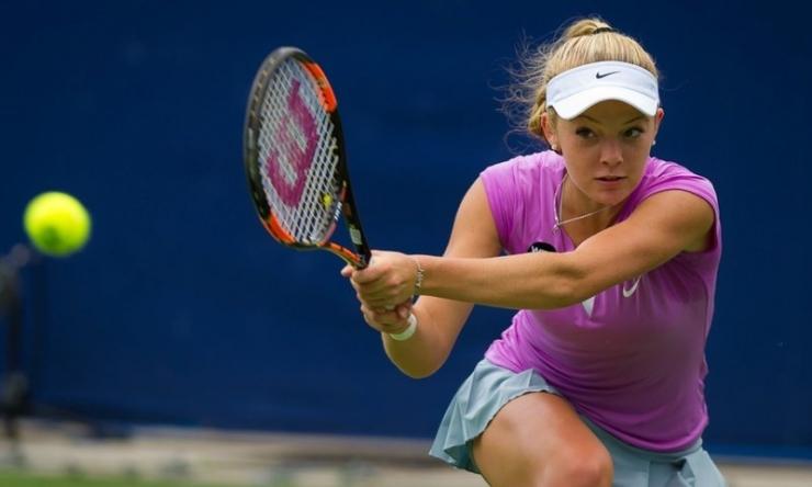 Новости тенниса: Свитолина начала свое выступление в Гуанчжоу с победы над Данилой Якупович