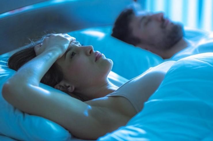 Ночная потливость у женщин - причины и лечение