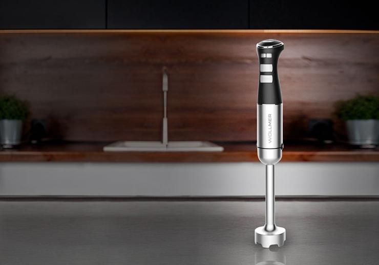 Питаемся правильно вместе с Wollmer G520 Sharp Blade