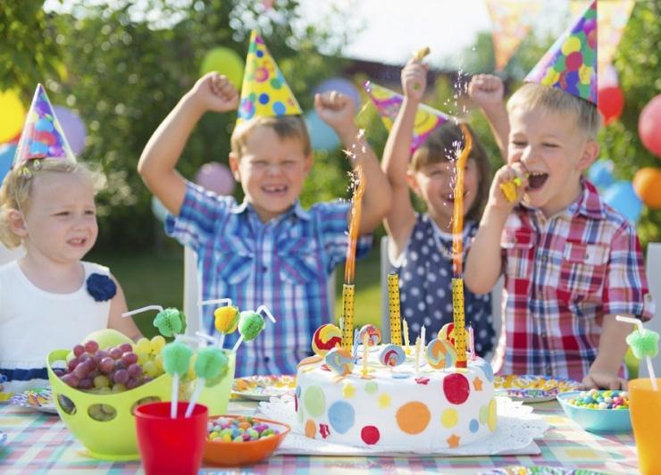 Как организовать выездной день рождения