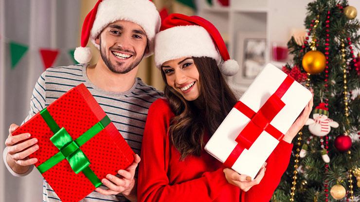 Что подарить молодой семейной паре на Новый год