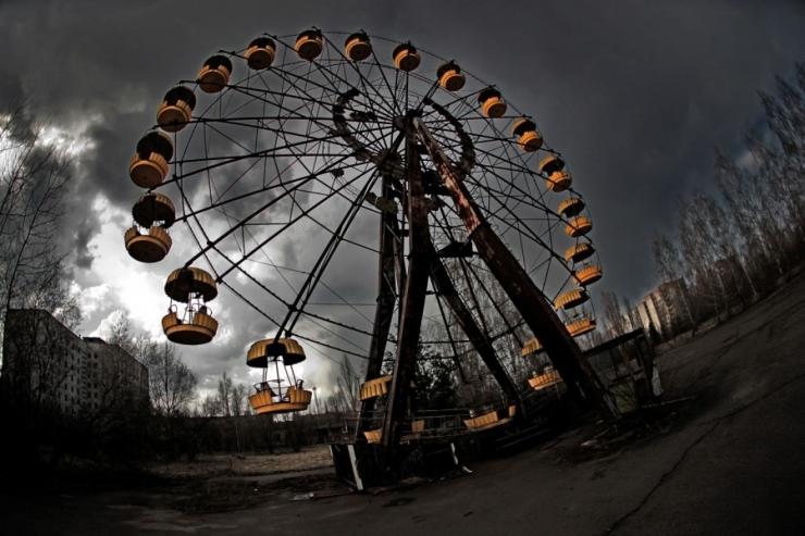Экстремальный туризм в Чернобыле