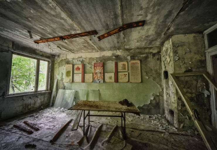 Припятьская Городская больница
