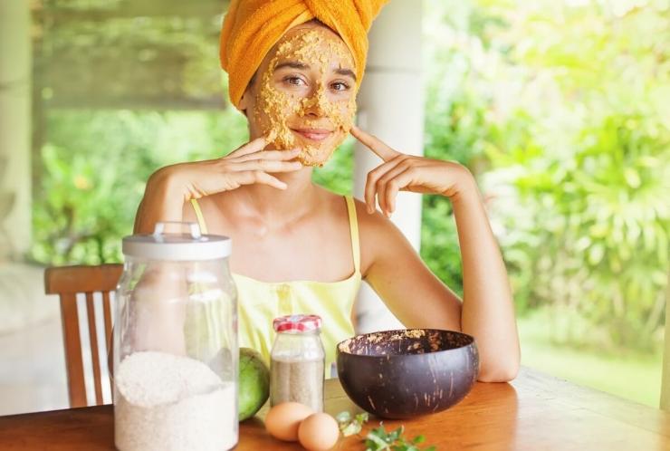 Домашние рецепты красоты: маски, крем, компресс