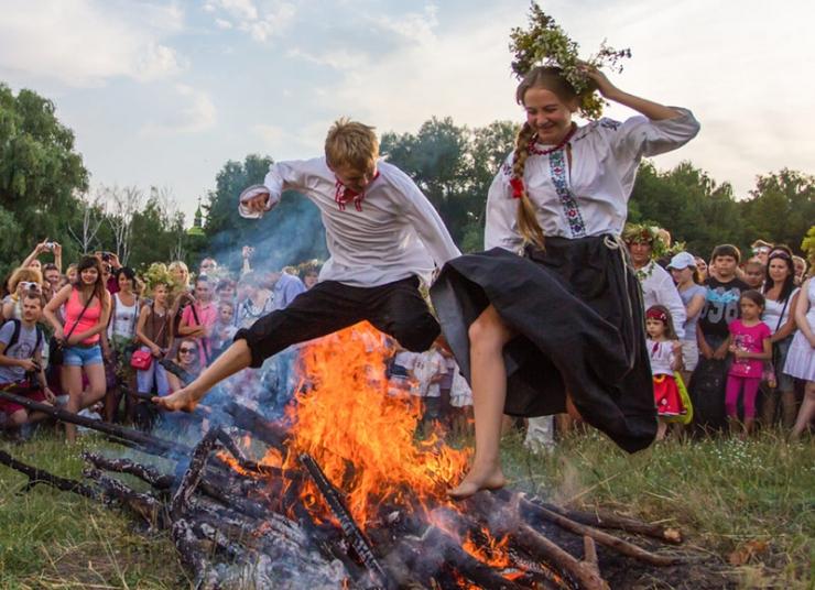Ночь на Ивана Купала. Народные поверья и традиции праздника