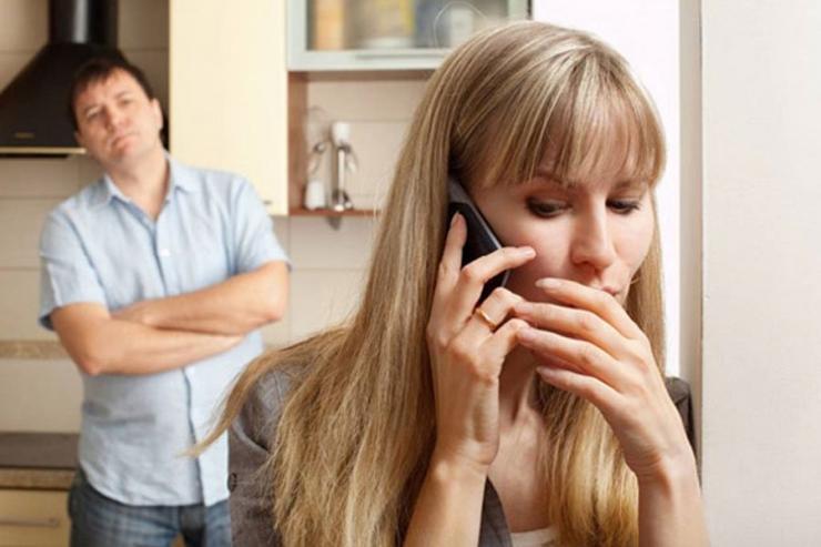 Как перестать ревновать жену