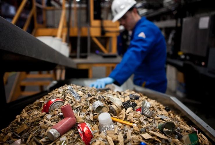 Проблема утилизации мусора в России: заботимся об экологии
