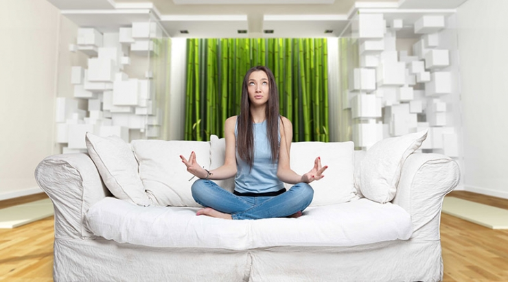 избавление от негативной энергии в доме