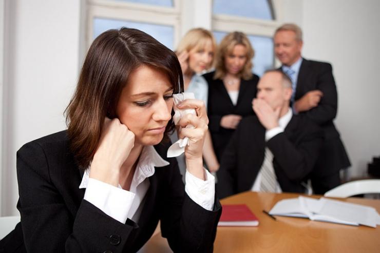 Как не стать жертвой травли на работе