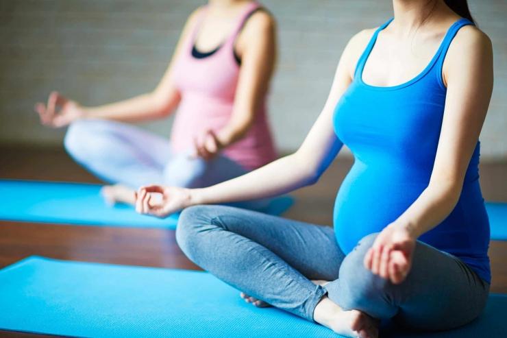 Йога для беременных: плюсы и минусы