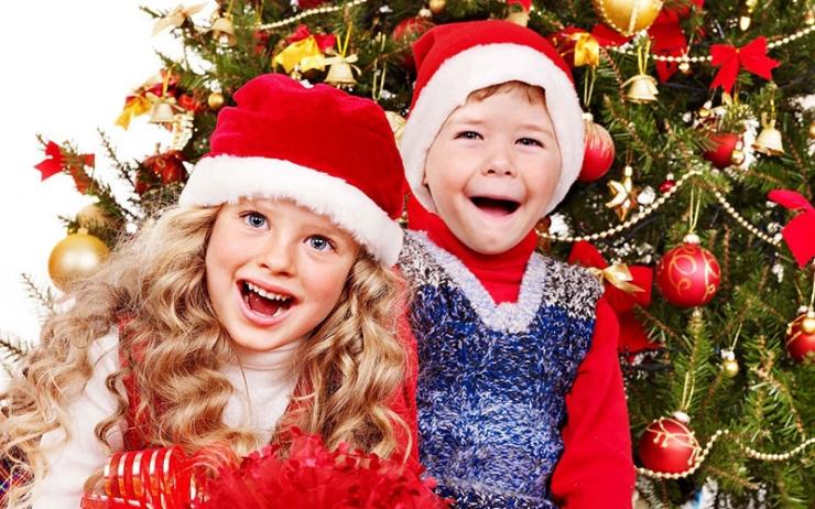 новогодняя викторина для детей